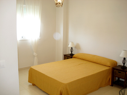 Algarrobo Apartment, Algarrobo Costa - Double Bedroom