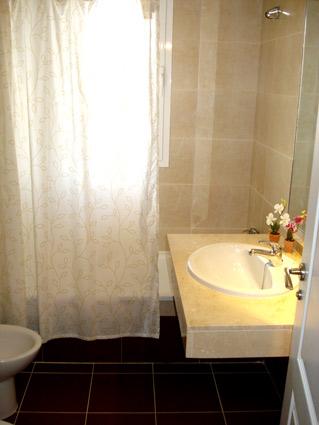 Algarrobo Apartment, Algarrobo Costa - En-suite Bathroom