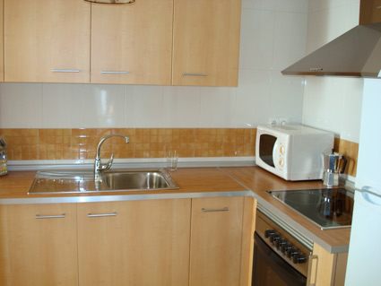 Algarrobo Apartment, Algarrobo Costa - Kitchen
