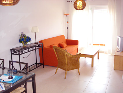 Algarrobo Apartment, Algarrobo Costa - Lounge Diner