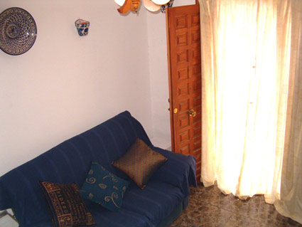 Four Bedroom House To Rent Algarrobo Costa del Sol - Lounge