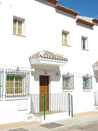 Alcaucin House Rental ref. ALC 002 - Exterior