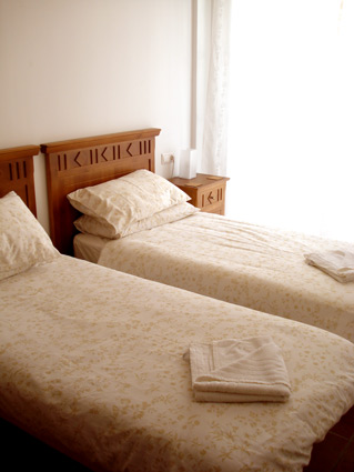 Alcaucin House Rental ref. ALC 002 - Bedroom 2  - Twin Beds