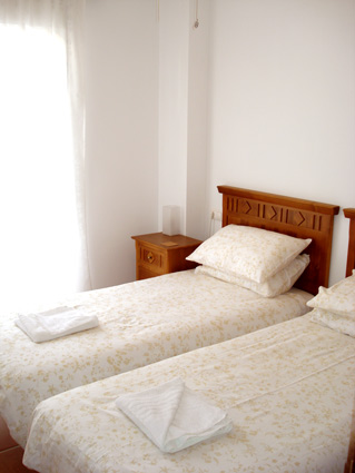 Alcaucin House Rental ref. ALC 002 - Bedroom 3  - Twin Beds
