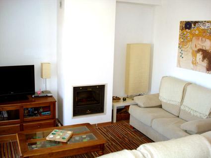 Alcaucin House Rental ref. ALC 002 - Open-plan Lounge-Diner