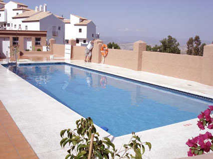 Alcaucin House Rental ref. ALC 002 - Communal Swimming Pool