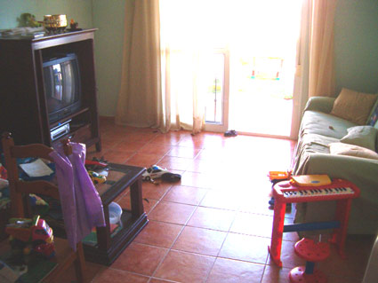 Three Bedroom Golf Course Property For Sale ANG004 - Garden Room / Play Room