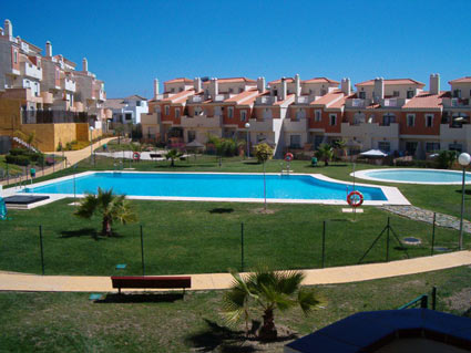 two bedroom apartment to rent anoreta golf  - Pool Area