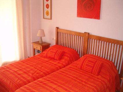 two bedroom apartment to rent anoreta golf  - Bedroom 1 - Twin