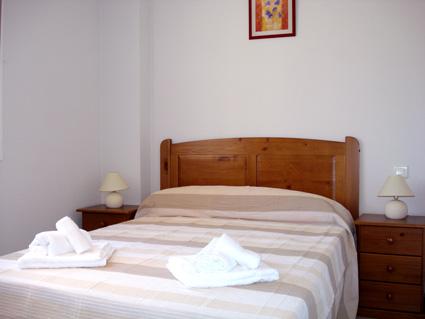 Añoreta golf rental apartment ANG007 - Master Bedroom