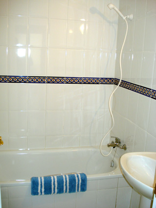Añoreta golf rental apartment ANG007 - Family Bathroom
