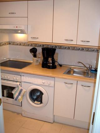 Añoreta golf rental apartment ANG007 - Kitchen