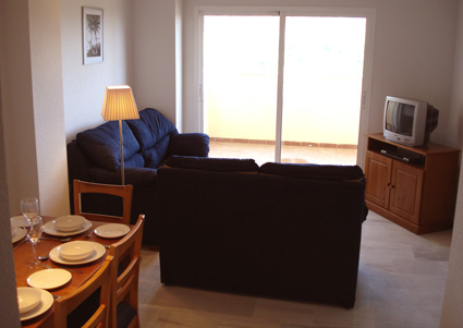 Añoreta golf rental apartment ANG007 - Lounge/Diner