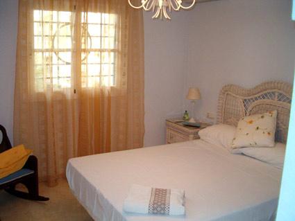 Master Double Bedroom with en-suite bathroom
