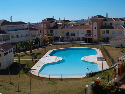 Two bedroom apartment to rent Baviera Golf - Communal Pool