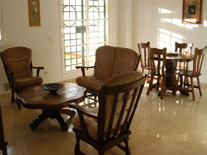 Two bedroom apartment to rent Baviera Golf - Lounge/Diner