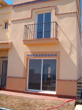 Four or Five Bedroom House For Rent or Sale Chilches Costa del Sol - Exterior