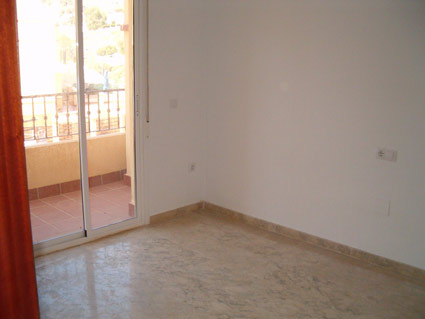 Four or Five Bedroom House For Rent or Sale Chilches Costa del Sol - Third Bedroom