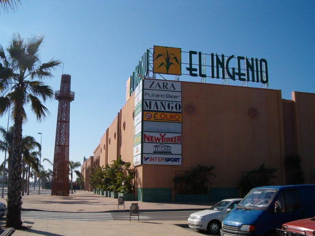 Photo Of El Ingenio Shopping Mall