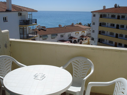 Nerja Apartment Rental Nerja Medina ref. NM001 - Balcony
