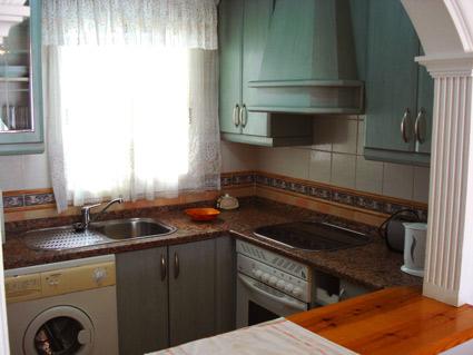 Nerja Apartment Rental Nerja Medina ref. NM001 - Kitchen area