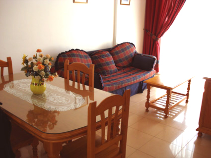 Nerja Apartment Rental Nerja Medina ref. NM001 - Lounge-Diner
