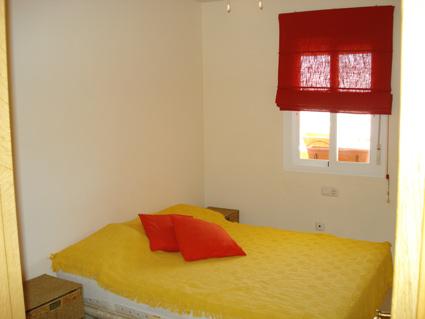 Malaga Apartment Rental, Rincon de la Victoria - Bedroom 2 - Double