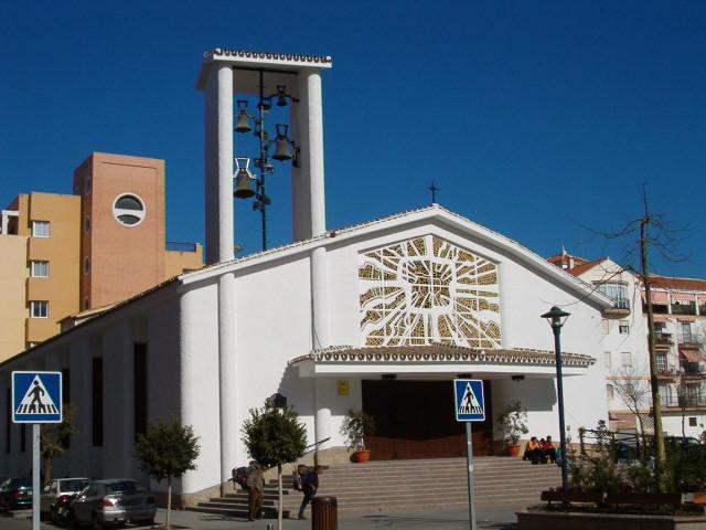 Torre del mar iglesia de san andres photo for Cerrajero torre del mar
