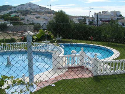 Communal Pool - click for description & prices