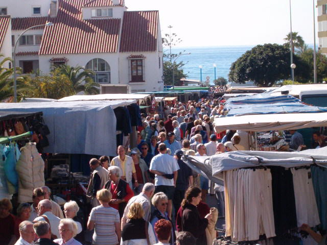 Torrox Costa Market Photo