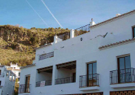 Exterior of 2 bed apartment to rent in Frigiliana - click for more details