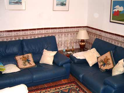 Three bedroom house to rent Velez Malaga ref. VM004 - Lounge
