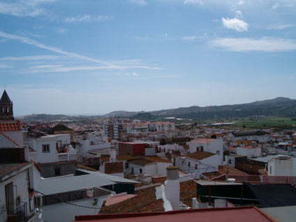 Three bedroom house to rent Velez Malaga ref. VM004 - View