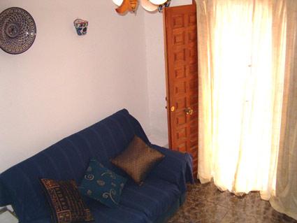 Four Bedroom House To Rent Algarrobo Costa del Sol - Lounge