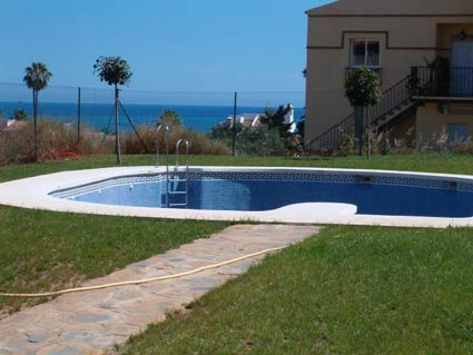 Four or Five Bedroom House For Rent or Sale Chilches Costa del Sol - Communal Pool