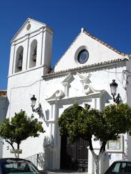 Church of Nuestra Señora del Rosario