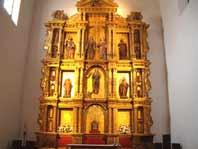 Semana Santa Museum - Church Altar